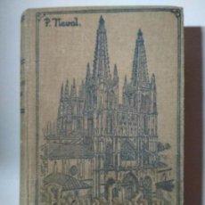 Libros antiguos: CURSO BREVE DE ARQUEOLOGIA Y BELLAS ARTES.- F. NAVAL -. Lote 119312359