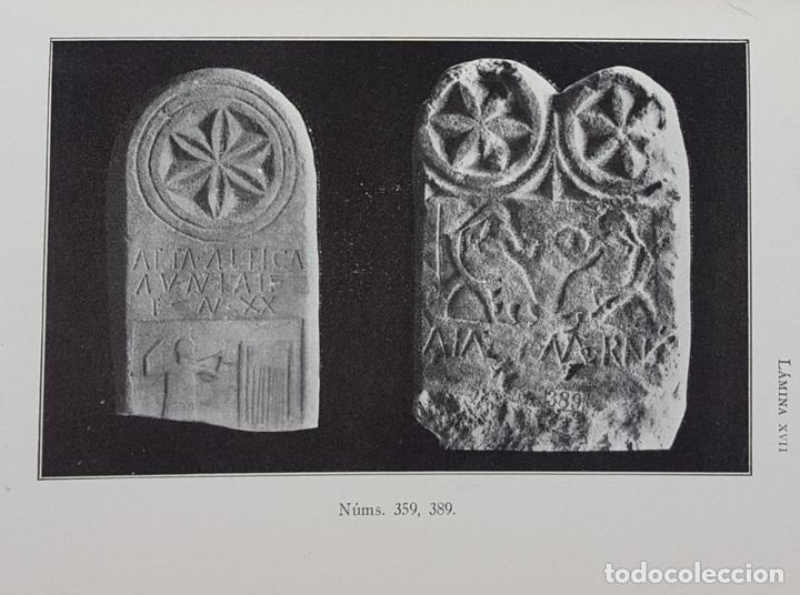 Libros antiguos: CATÁLOGO DEL MUSEO ARQUEOLÓGICO PROVINCIAL DE BURGOS. M.M.B. MADRID. 1935. - Foto 9 - 122351803