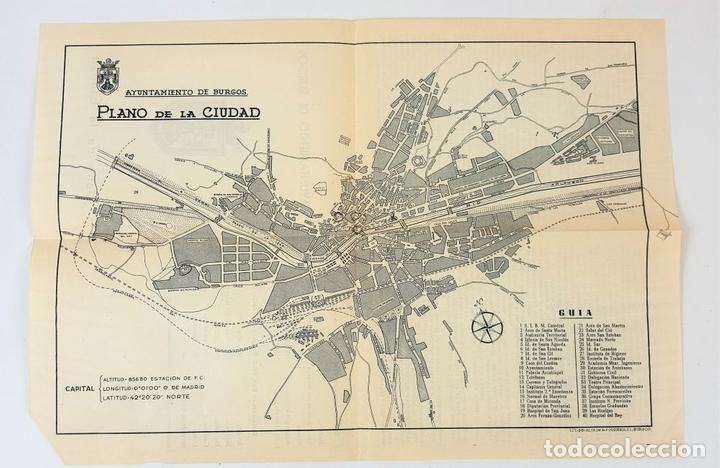 Libros antiguos: CATÁLOGO DEL MUSEO ARQUEOLÓGICO PROVINCIAL DE BURGOS. M.M.B. MADRID. 1935. - Foto 12 - 122351803
