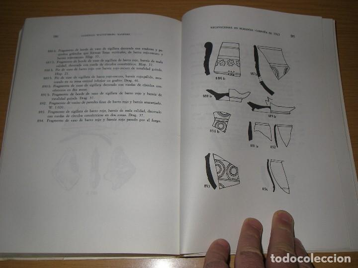 Libros antiguos: Excavaciones en Numancia, campaña 1963, de Federico Wattenberg, Edit, Museo arqueolog, de Valladolid - Foto 3 - 124227639