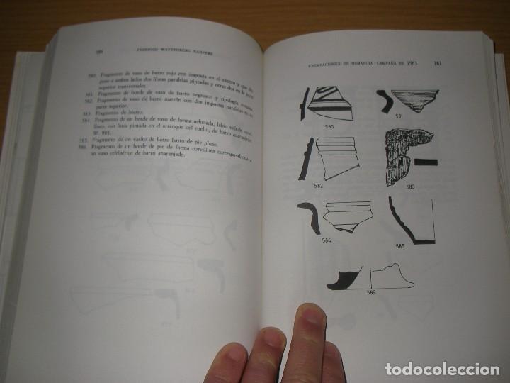Libros antiguos: Excavaciones en Numancia, campaña 1963, de Federico Wattenberg, Edit, Museo arqueolog, de Valladolid - Foto 4 - 124227639