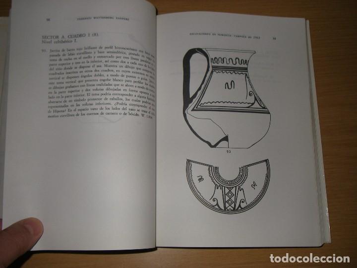 Libros antiguos: Excavaciones en Numancia, campaña 1963, de Federico Wattenberg, Edit, Museo arqueolog, de Valladolid - Foto 6 - 124227639