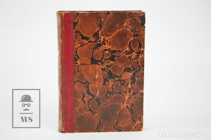 Libros antiguos: Libro- Manual De Antigüedades Romanas / M.G. Ozaneaux, Alfredo Adolfo Camus - Ed Ignacio Boix, 1845 - Foto 3 - 124606303