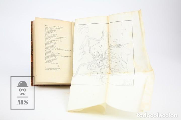 Libros antiguos: Libro- Manual De Antigüedades Romanas / M.G. Ozaneaux, Alfredo Adolfo Camus - Ed Ignacio Boix, 1845 - Foto 8 - 124606303