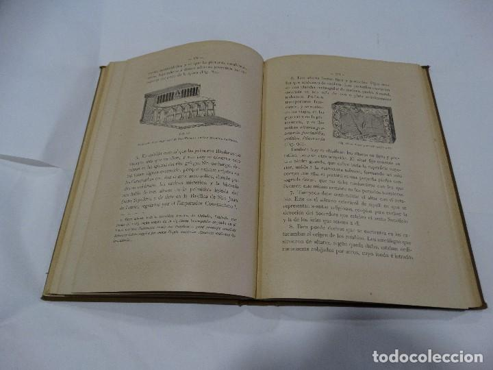 Libros antiguos: ARQUELOGÍA CRISTIANA-JOSÉ DE LA ROZA Y CABAL. 1899 - Foto 6 - 125122279