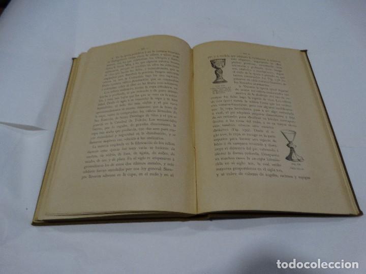 Libros antiguos: ARQUELOGÍA CRISTIANA-JOSÉ DE LA ROZA Y CABAL. 1899 - Foto 8 - 125122279
