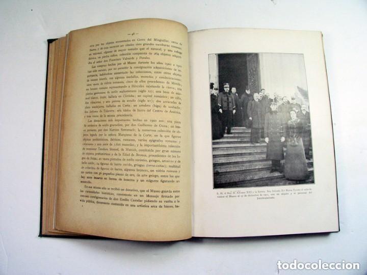 Libros antiguos: GUIA HISTORICA Y DESCRIPTIVA DEL MUSEO ARQUEOLOGICO NACIONAL. MADRID. 1917. ORIGINAL - Foto 3 - 125949907