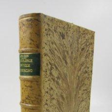 Libros antiguos: LA COLONIE ANTIQUE DE RUSCINO, HENRY ARAGON, 1918, PERPIGNAN. 17X24CM. Lote 129224031