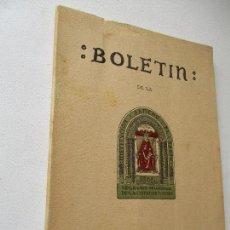 Libros antiguos: BOLETÍN DE LA INSTITUCIÓN SANCHO EL SABIO-AÑO I, Nº. 1-2, TOMO I- 1957- . Lote 130992184