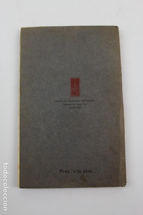 Libros antiguos: L-1674.MUSEUS D' ART I D' ARQUEOLOGIA DE BARCELONA, GUIA SUMARIA. ANY 1915. IMPRESSOR OLIVA-VILANOVA - Foto 10 - 131917802