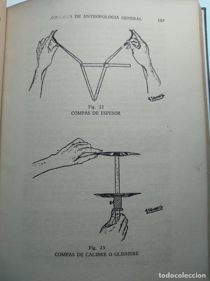 Libros antiguos: CURSO DE ANTROPOLOGÍA JURÍDICA - NOCIONES DE ANTROPOLOGÍA GENERAL - JULIO MORALES COELLO - 1946 - Foto 18 - 137894322