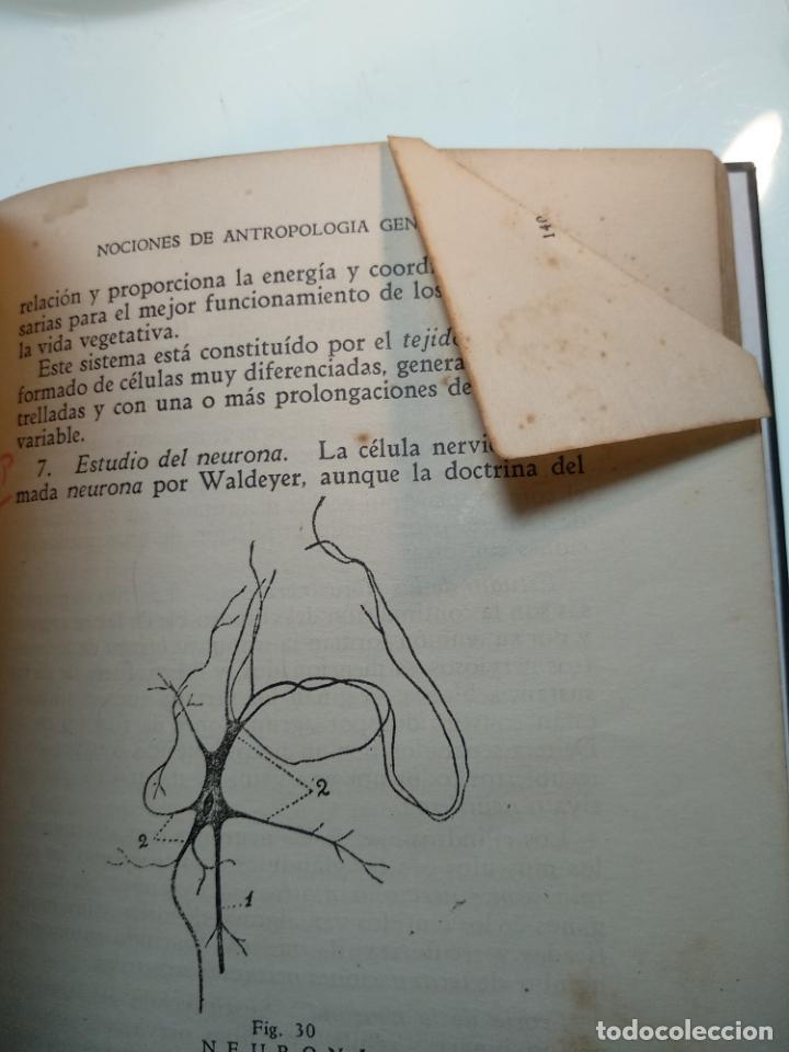 Libros antiguos: CURSO DE ANTROPOLOGÍA JURÍDICA - NOCIONES DE ANTROPOLOGÍA GENERAL - JULIO MORALES COELLO - 1946 - Foto 19 - 137894322