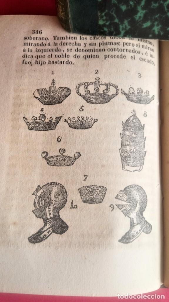 Libros antiguos: LIBRO,II TOMOS OBRA COMPLETA,COMPENDIO ELEMENTAL DE ARQUEOLOGIA,SIGLO XIX,AÑO 1844,POR ANTICUARIO - Foto 11 - 138938002