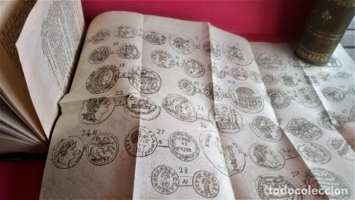Libros antiguos: LIBRO,II TOMOS OBRA COMPLETA,COMPENDIO ELEMENTAL DE ARQUEOLOGIA,SIGLO XIX,AÑO 1844,POR ANTICUARIO - Foto 5 - 138938002