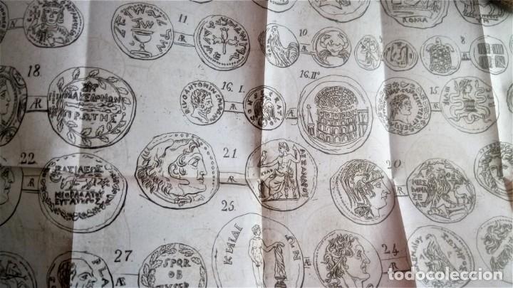 Libros antiguos: LIBRO,II TOMOS OBRA COMPLETA,COMPENDIO ELEMENTAL DE ARQUEOLOGIA,SIGLO XIX,AÑO 1844,POR ANTICUARIO - Foto 6 - 138938002