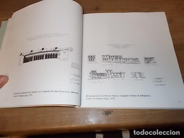 Libros antiguos: AS NOSAS RAICES. OURENSE NO OBXECTIV DE MANUEL CHAMOSO LAMAS . DIPUTACIÓN OURENSE . 1997. UNA JOYA - Foto 10 - 140476702