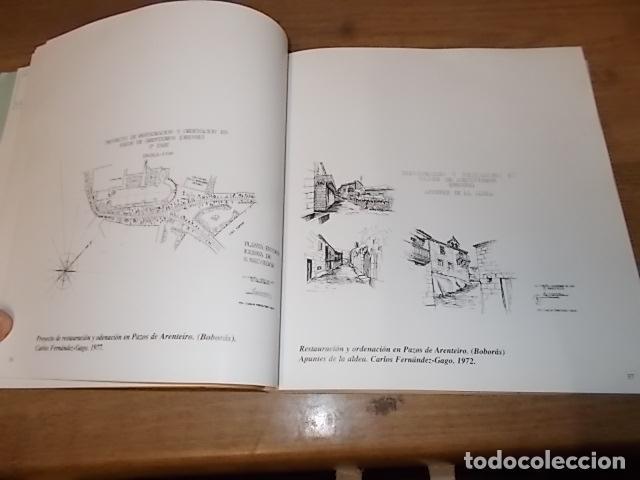 Libros antiguos: AS NOSAS RAICES. OURENSE NO OBXECTIV DE MANUEL CHAMOSO LAMAS . DIPUTACIÓN OURENSE . 1997. UNA JOYA - Foto 11 - 140476702