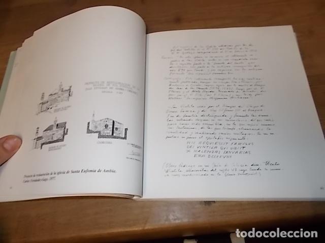 Libros antiguos: AS NOSAS RAICES. OURENSE NO OBXECTIV DE MANUEL CHAMOSO LAMAS . DIPUTACIÓN OURENSE . 1997. UNA JOYA - Foto 12 - 140476702