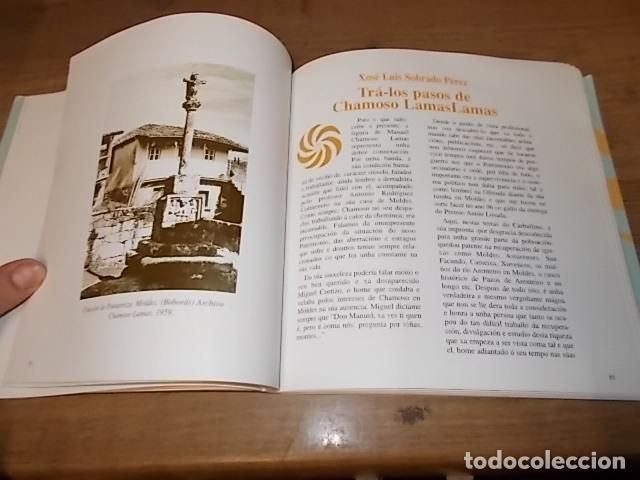 Libros antiguos: AS NOSAS RAICES. OURENSE NO OBXECTIV DE MANUEL CHAMOSO LAMAS . DIPUTACIÓN OURENSE . 1997. UNA JOYA - Foto 13 - 140476702