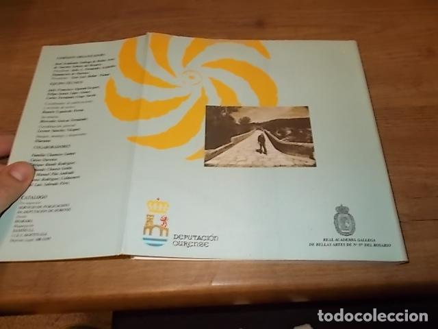 Libros antiguos: AS NOSAS RAICES. OURENSE NO OBXECTIV DE MANUEL CHAMOSO LAMAS . DIPUTACIÓN OURENSE . 1997. UNA JOYA - Foto 29 - 140476702