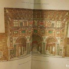 Libros antiguos: LA BASÍLICA DE SAN JULIÁN DE LOS PRADOS (SANTULLANO) EN OVIEDO. Lote 144913130