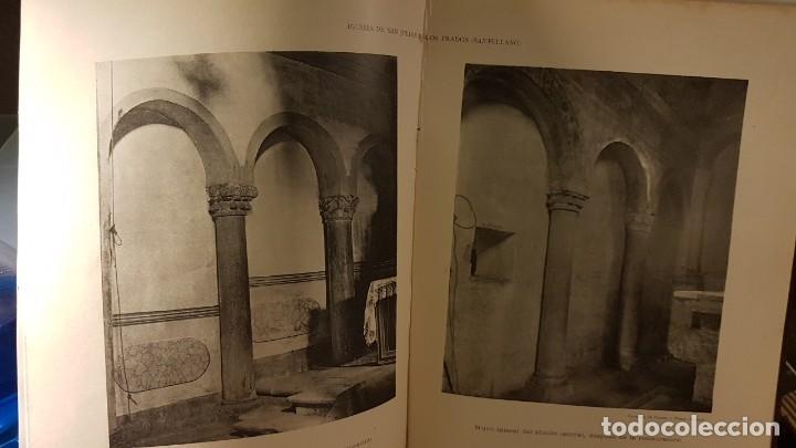 Libros antiguos: La Basílica de San Julián de los Prados (Santullano) en Oviedo - Foto 4 - 144913130