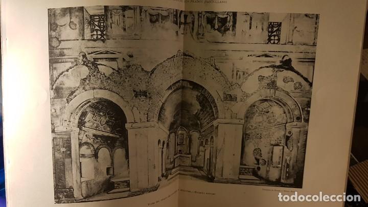 Libros antiguos: La Basílica de San Julián de los Prados (Santullano) en Oviedo - Foto 5 - 144913130