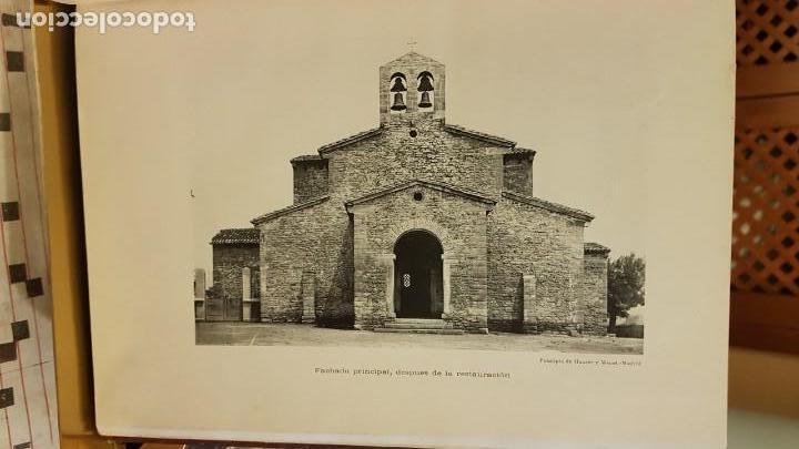 Libros antiguos: La Basílica de San Julián de los Prados (Santullano) en Oviedo - Foto 6 - 144913130