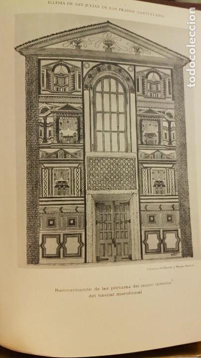 Libros antiguos: La Basílica de San Julián de los Prados (Santullano) en Oviedo - Foto 9 - 144913130