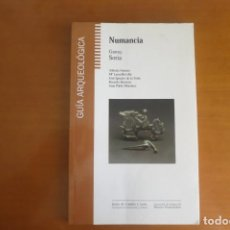 Libros antiguos: NUMANCIA GUIA ARQUEOLOGICA. Lote 145737962