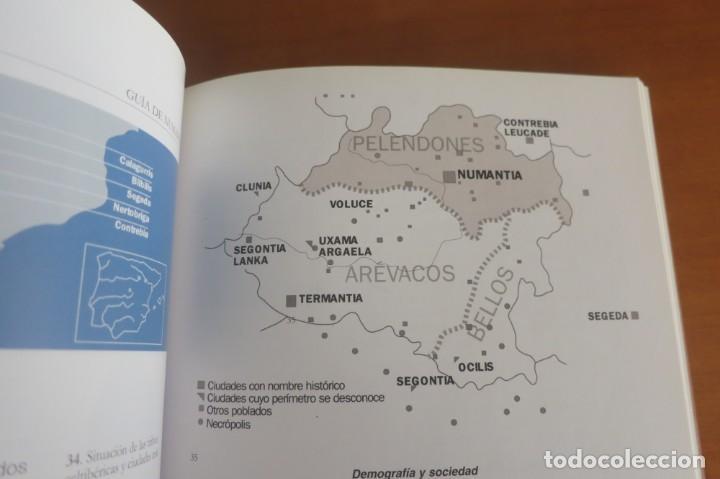 Libros antiguos: Numancia Guia arqueologica - Foto 3 - 145737962