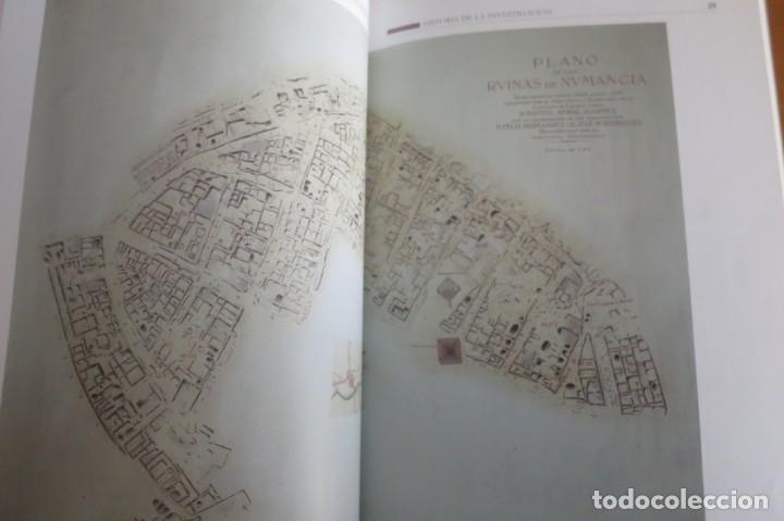 Libros antiguos: Numancia Guia arqueologica - Foto 4 - 145737962
