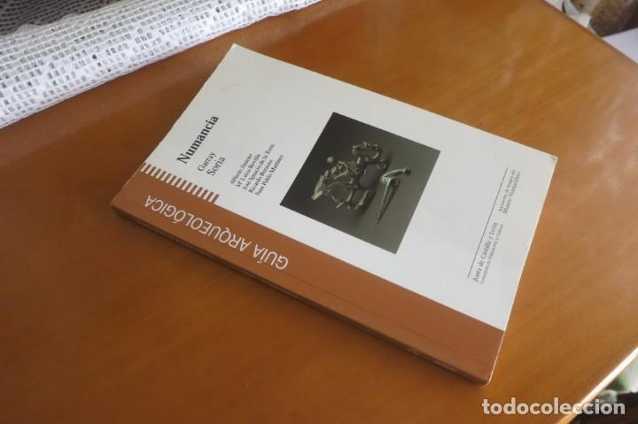 Libros antiguos: Numancia Guia arqueologica - Foto 5 - 145737962