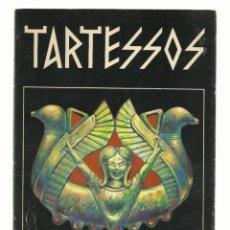 Libros antiguos: LIBRO TARTESSOS DE JUAN MALUQUER. Lote 148195729