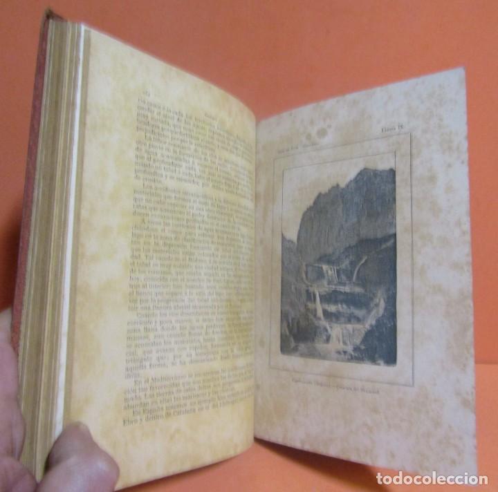 Libros antiguos: GEOLOGIA ODON DE BUEN CURSO COMPLETO DE HISTORIA NATURAL AÑO 1890 - Foto 5 - 148702602