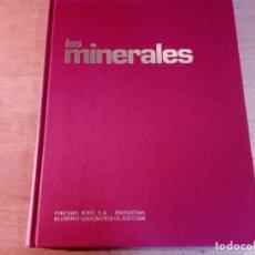 Libros antiguos: (9132) LOS MINERALES. VICENZO DE MICHELE. Lote 149352418