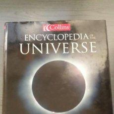 Libros antiguos: ENCYCLOPEDIA OF THE UNIVERSE. Lote 151144082