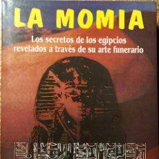 Libros antiguos: LA MOMIA, DE WALLIS BUDGE. Lote 151949882