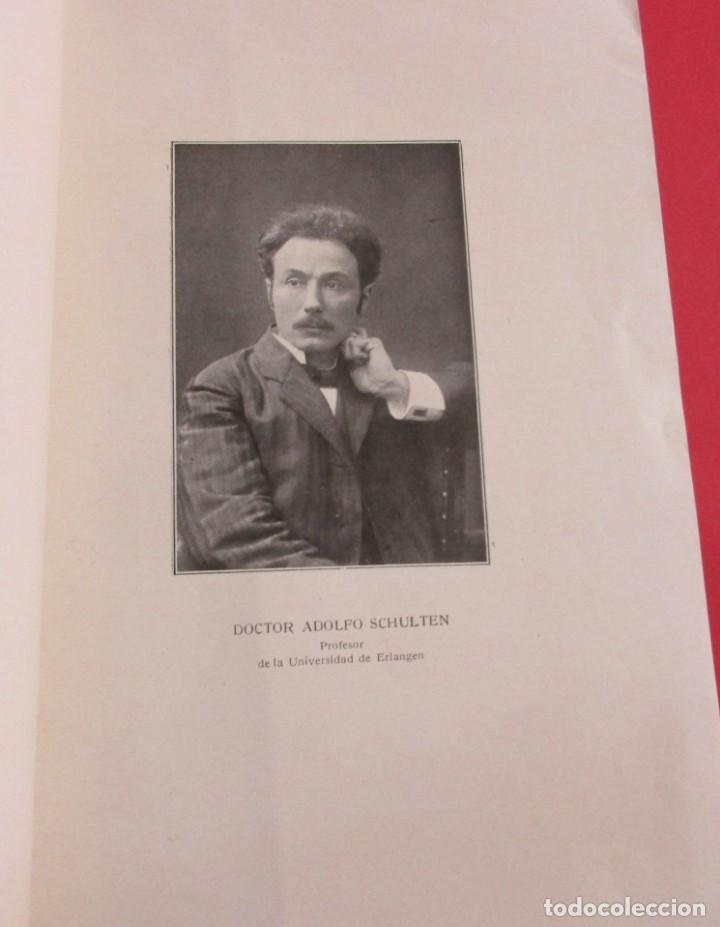 Libros antiguos: MIS EXCAVACIONES EN NUMANCIA, 1905-1912. ADOLFO SCHULTEN. ED. ESTUDIO, 1914. 33 PÁGINAS. 24,5 X 16 C - Foto 2 - 152396362