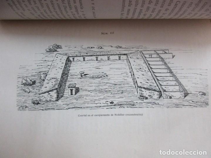 Libros antiguos: MIS EXCAVACIONES EN NUMANCIA, 1905-1912. ADOLFO SCHULTEN. ED. ESTUDIO, 1914. 33 PÁGINAS. 24,5 X 16 C - Foto 4 - 152396362
