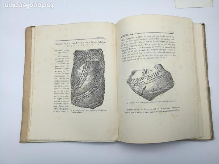 Libros antiguos: Prehistòria de Montserrat 1925 - Foto 7 - 154553066