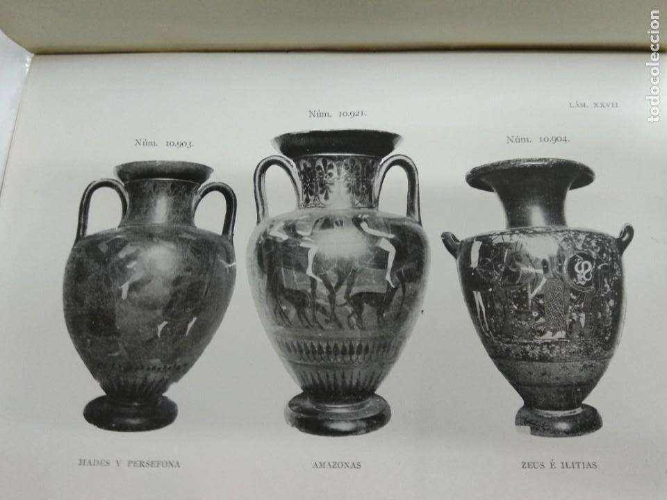 Libros antiguos: VASOS GRIEGOS ETRUSCOS E ITALO GRIEGOS MUSEO ARQUEOLÓGICO NACIONAL 1910 F. ALVAREZ OSSORIO ILUSTRADO - Foto 8 - 155648694