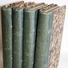 Libros antiguos: ANTIGÜEDADES ROMANAS. 4 TOMOS - ADAM, ALEJANDRO. Lote 156980296