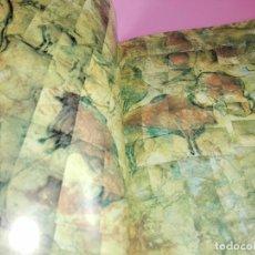 Libros antiguos: CATÁLOGO-100 AÑOS DEL DESCUBRIMIENTO DE ALTAMIRA-1979-VER FOTOS. Lote 157537130