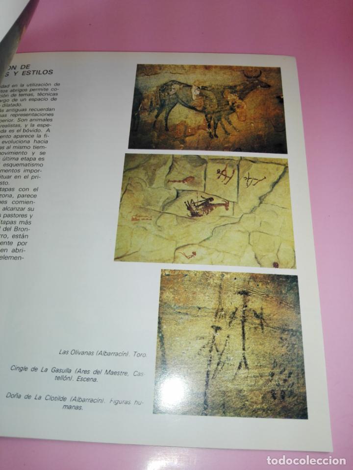 Libros antiguos: CATÁLOGO-100 AÑOS DEL DESCUBRIMIENTO DE ALTAMIRA-1979-VER FOTOS - Foto 12 - 157537130