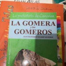 Libros antiguos: JUAN FRANCISCO NAVARRO MEDEROS.LA GOMERA Y LOS GOMEROS.PRIMERA EDICION.CANARIAS.1993. Lote 158901538