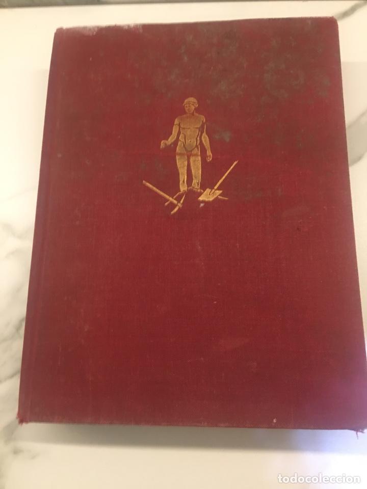 EN BUSCA DEL PASADO. HISTORIA GRAFICA DE LA ARQUEOLOGIA C.W. CERAM ED. LABOR (Libros Antiguos, Raros y Curiosos - Ciencias, Manuales y Oficios - Arqueología)