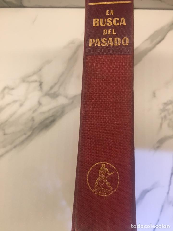 Libros antiguos: EN BUSCA DEL PASADO. HISTORIA GRAFICA DE LA ARQUEOLOGIA C.W. CERAM ED. LABOR - Foto 2 - 162149414
