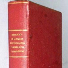 Libros antiguos: EL ARTE RUPESTRE EN ESPAÑA (REGIONES SEPTENTRIONAL Y ORIENTAL). Lote 162517470