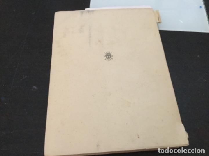 Libros antiguos: Museo Arqueológico provincial de Alicante 1959 - Foto 5 - 165756766